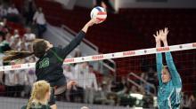 IMAGES: Volleyball: Green Hope vs. Reagan (Nov. 5, 2016)
