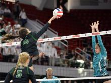 Volleyball: 4-A State Championship Game (Nov. 5, 2016)