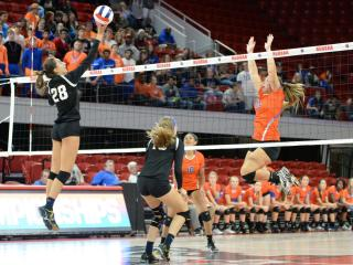 Volleyball: 1-A State Championship Game (Nov. 5, 2016)