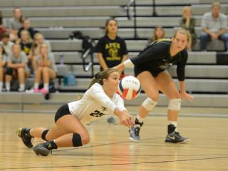 Volleyball: Green Hope vs. Apex (Aug. 24, 2017)