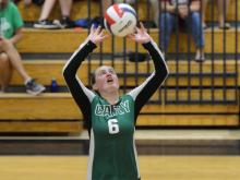 Volleyball: Cary vs. Green Hope (Oct. 3, 2017)