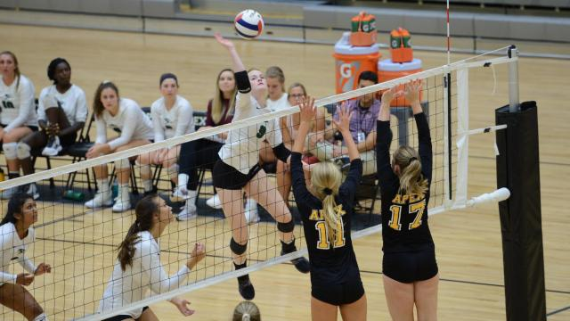 4a Volleyball Playoff Projections