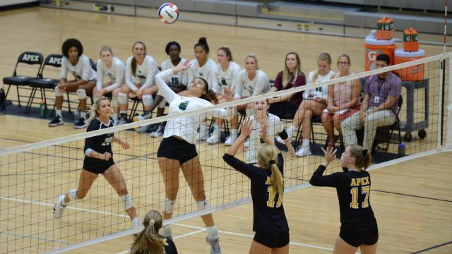 Final Volleyball Projections Issued As Nchsaa Prepares To Release