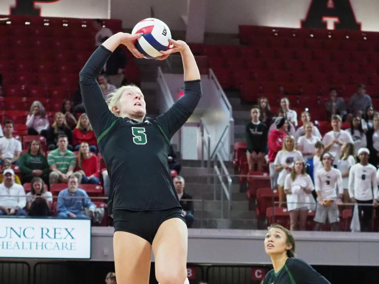 Green Hope S Dowler Named Gatorade North Carolina Volleyball Player Of The Year