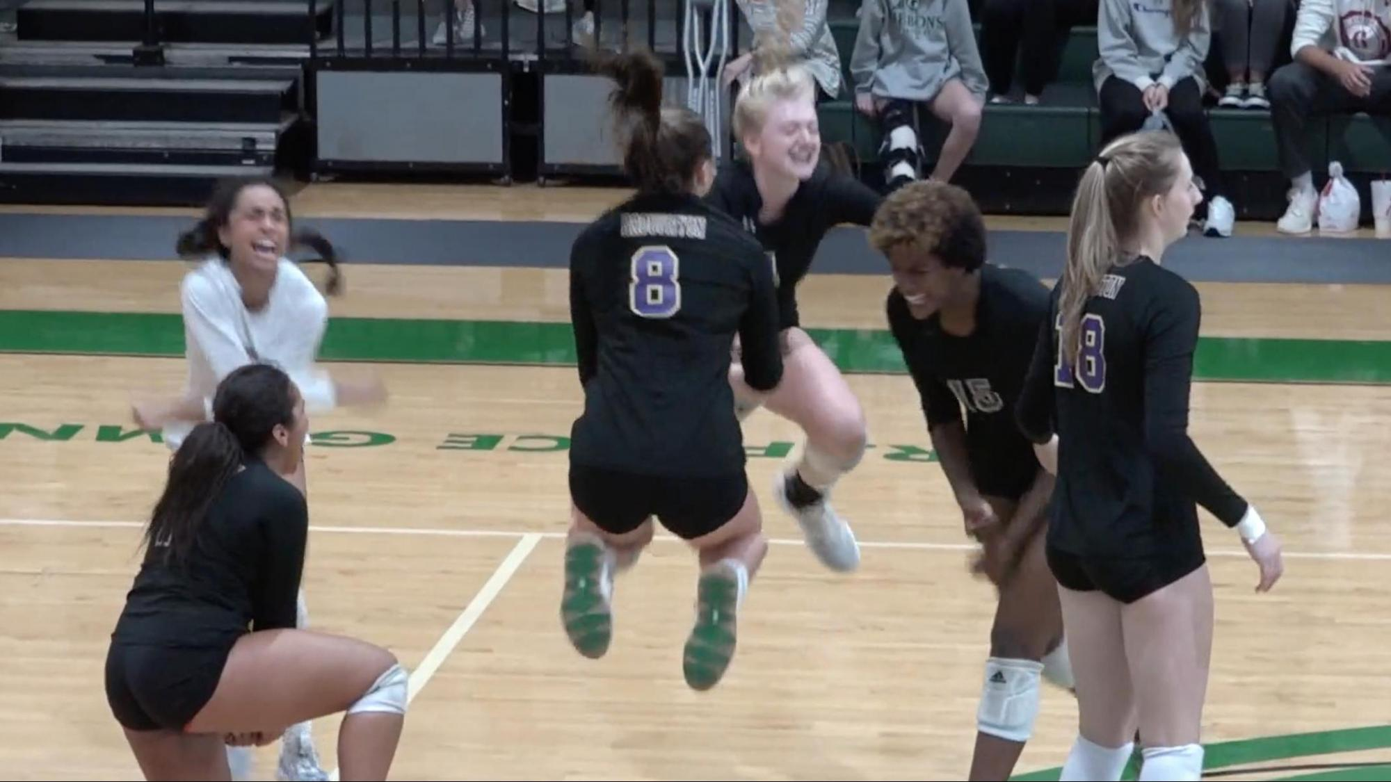 Broughton S Jade Demps Named Gatorade Nc Volleyball Player Of The Year