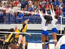 3A Volleyball: Chapel Hill vs. West Henderson (Nov. 9, 2019)
