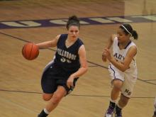 Millbrook's girls basketball team remained perfect on the season with a win over Broughton.