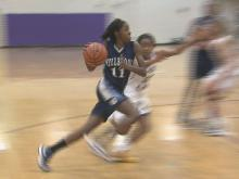 Girls Highlights: Millbrook vs. Broughton (Jan. 31, 2013)
