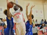 Girls Basketball: Wakeforest 42, Sanderson 37 (Feb. 18, 1014)