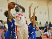 Girls Basketball: Wakeforest 42, Sanderson 37 (Feb. 18, 1014)