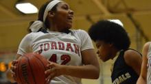 STORY Girls Basketball: Jordan vs Knightdale (Monday, February 24, 201