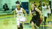 IMAGES: Girls Basketball: Ashley vs. Millbrook (Feb. 28, 2014)