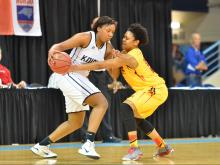 Girls Basketball: 1A State Finals Winston-Salem vs Riverside-Mar