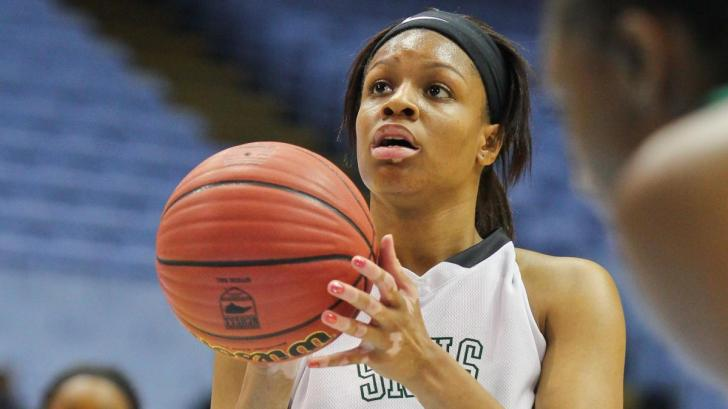 Girls Basketball: Southeast Raleigh vs. Myers Park (Mar. 14, 2015)