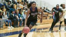 Girls Basketball: Riverside vs. Hillside (Dec. 18, 2015)