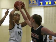 Girls Basketball: Durham Jordan vs Leesville Road (December 26,