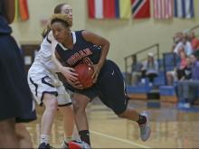 Girls Basketball: Durham Jordan vs Leesville Road (December 26,