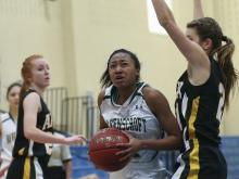 Girls Basketball: Apex vs Ravenscroft (December 28, 2015)