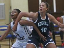 Girls Basketball: LeesvilleRd vs Trinity Christian  (December 28