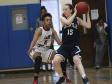 Girls Basketball: LeesvilleRd vs Trinity Christian  (December 28