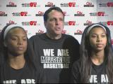 Millbrook girls basketball