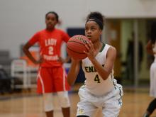Girls Basketball: Enloe vs. Southern Durham (Nov. 19, 2016)