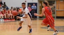 Girls Basketball: Riverside vs. Middle Creek (Nov. 19, 2016)