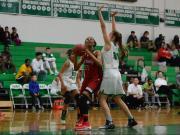 Girls Basketball: Hoke County vs. Cary (Dec. 5, 2016)