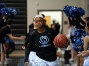 Girls Basketball: Holly Springs vs. Panther Creek (Dec. 16, 2016)