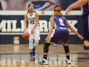 Girls Basketball: Broughton vs. Millbrook (Dec. 16, 2016)