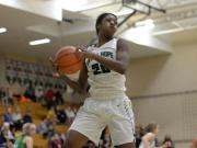 Girls Basketball: Cary vs. Green Hope (Dec. 21, 2016)