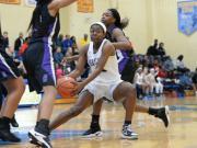 Girls Basketball: Heritage vs. Riverside (Dec. 26, 2016)