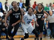 Girls Basketball: Millbrook vs. Clinton (Dec. 26, 2016)