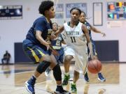 Girls Basketball: Rocky Mount vs. Kinston (Dec. 27, 2016)