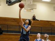 Girls Basketball: Union Pines vs. Northwood (Dec. 28, 2016)