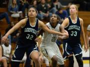 Girls Basketball: Leesville vs. Lee County (Dec. 28, 2016)