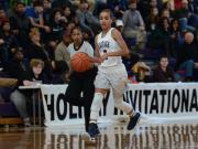 Girls Basketball: Millbrook vs. Heritage (Dec. 30, 2016)