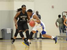 Girls Basketball: Southeast Raleigh vs. Garner (Jan. 19, 2017)