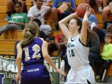 Girls Basketball: Broughton vs. Leesville Road (Jan. 24, 2017)