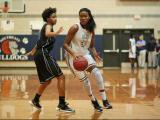 Girls Basketball: Southeast Raleigh vs. Clayton (Feb. 9, 2017)