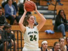 Girls Basketball: Hoggard vs. Green Hope (Feb. 23, 2017)