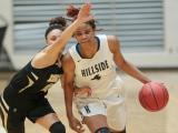 Girls Basketball: Knightdale vs. Hillside (Feb. 23, 2017)
