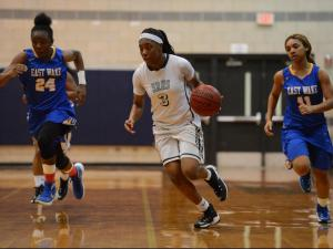 Girls Basketball: East Wake vs. Southeast Raleigh (Feb. 23, 2017
