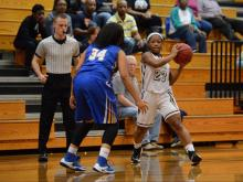 Girls Basketball: East Wake vs. Southeast Raleigh (Feb. 23, 2017