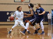 Girls Basketball: Heritage vs. Southeast Raleigh (Feb. 25, 2017)