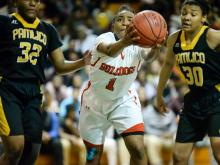 GBB: Pamlico County vs Roxboro Community (March 4, 2016)