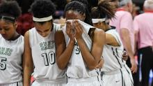 IMAGE: NW Guilford hands SE Raleigh first loss in title game