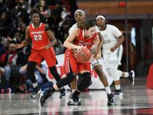 4A Girls Basketball State Championship: Southeast Raleigh vs. No