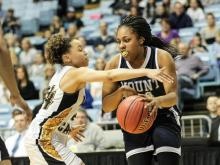 Girls Basketball: Pamlico vs. Mount Airy (Mar. 11, 2017)