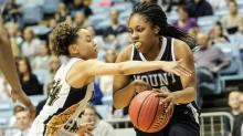 IMAGES: Girls Basketball: Pamlico vs. Mount Airy (Mar. 11, 2017)